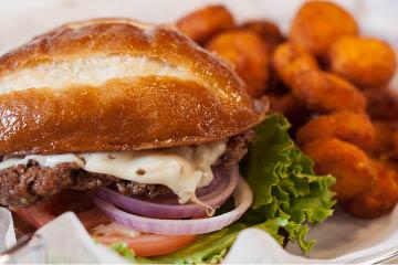 Punch Burger, Carmel, IN Burger