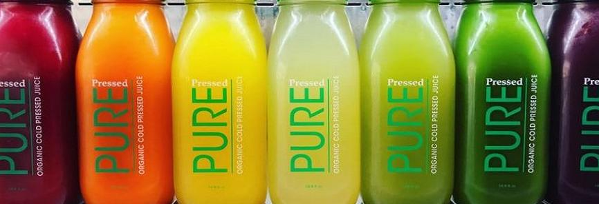 Pure Pressed Juice & Vitamins banner Los Angeles, CA