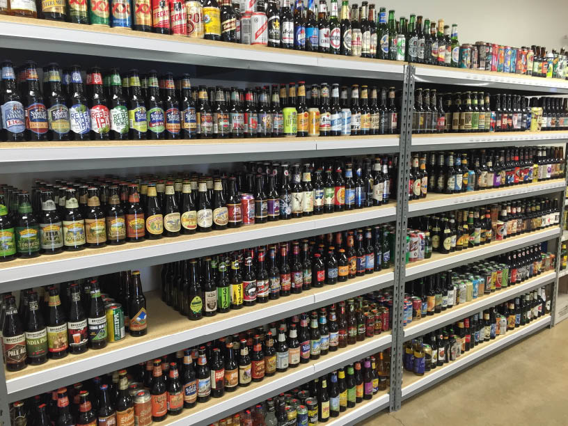 South Tulsa's Largest Pick 6 Beer Selection