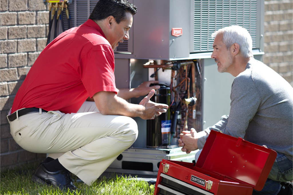 Quality Air's highly trained service techs keep your house cool in summer and warm in the winter.