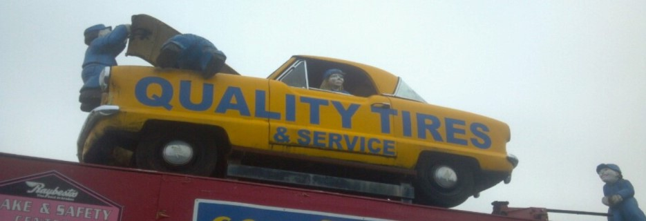 Quality Tires & Service Bremerton WA banner