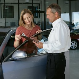 Our service manager can answer your car maintenance questions