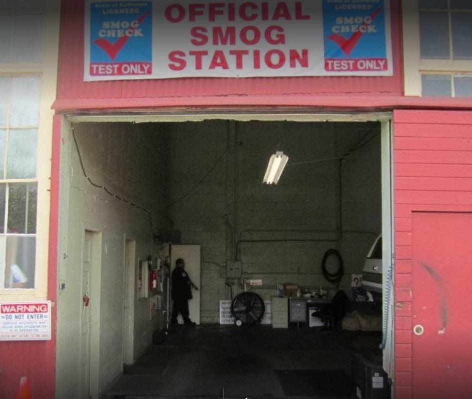 car needs smog check