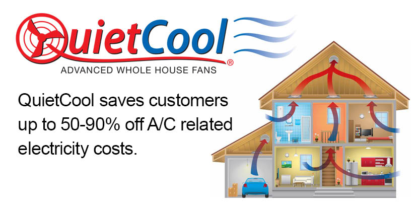 quietcool whole house fans