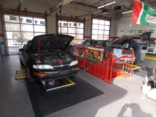 Light routine auto maintenance for your vehicle in Harrisburg