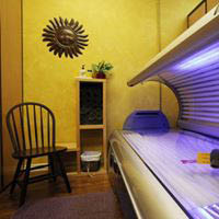 Tanning bed near Solvang