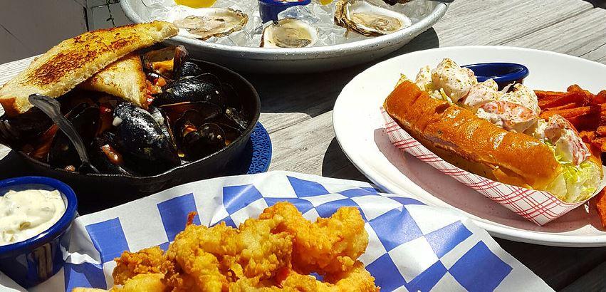 seafood restaurant; Ragin Reef Frederick, MD