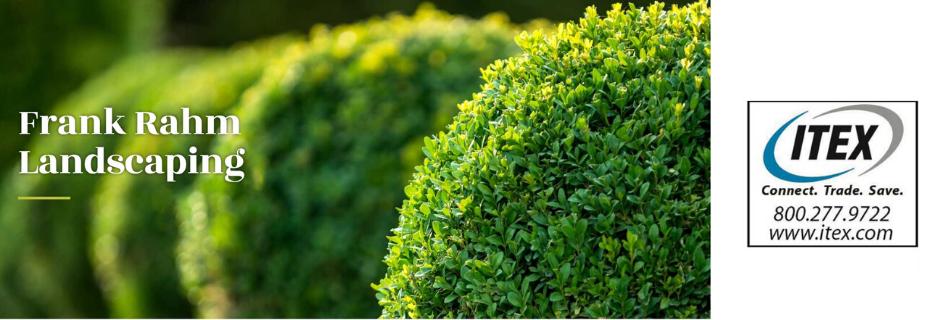 rahm, landscaping, landscaping design, lawn maintenance, lawn mowing, upkeeping, tree planting