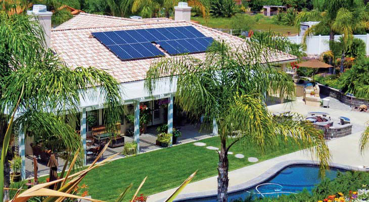 Get solar energy in La Mesa, Escondido