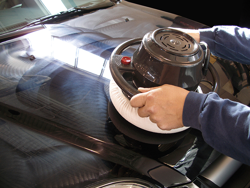Let us handle the buffing and auto waxing service at our car wash in San Diego.