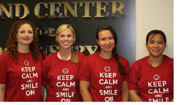 The Hygienist Team at Rand Center For Dentistry in Flanders NJ