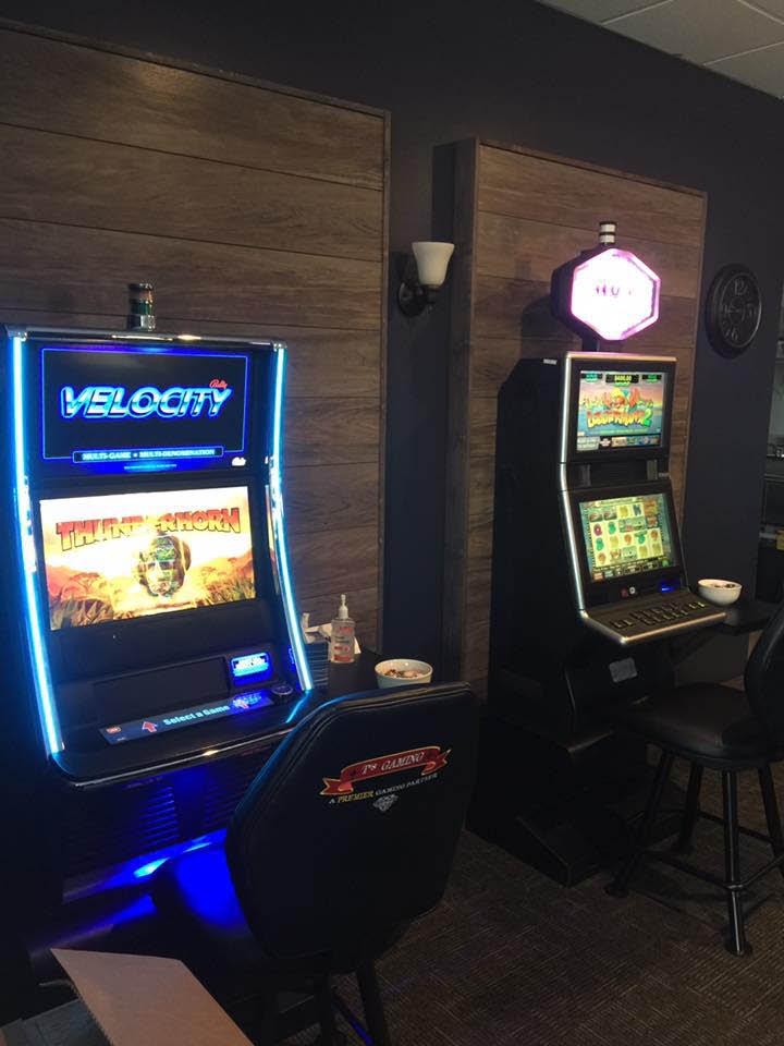 More video gaming machines at Randi's Deli in Justice,IL.