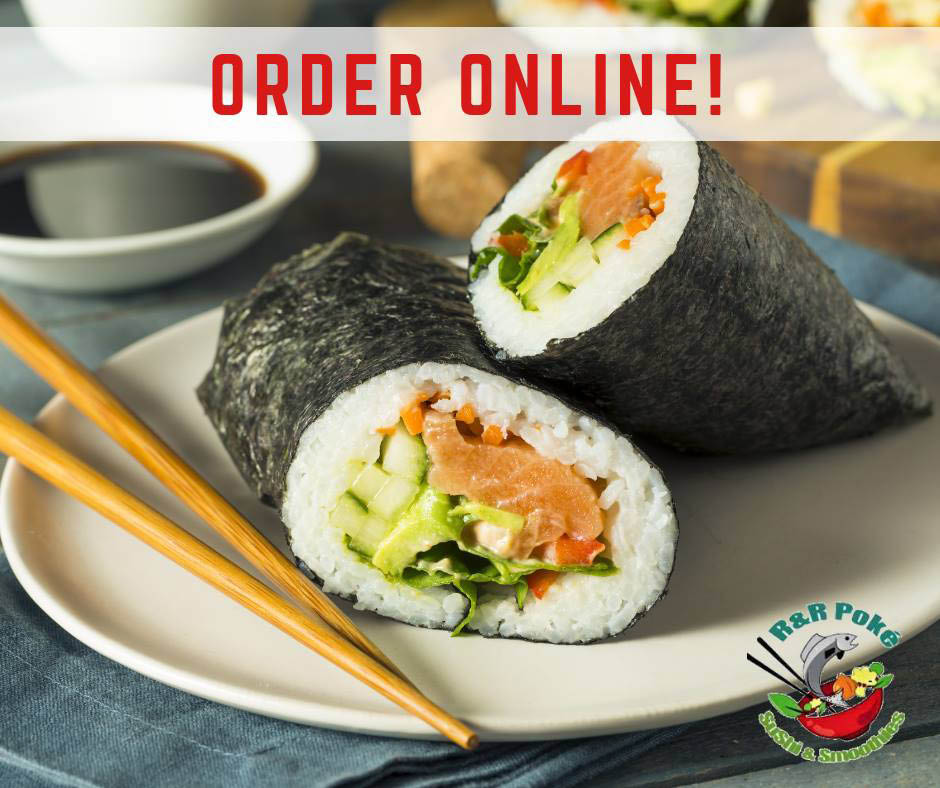 r and r poke order online sushi milwaukee