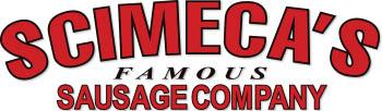 Scimeca's Famous Sausage Company Logo