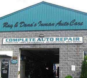 Ray & Dana's Inman Auto Care, Colonia