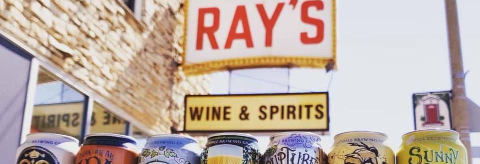 Rays Fine Wine and Spirits Banner Wauwatosa WI