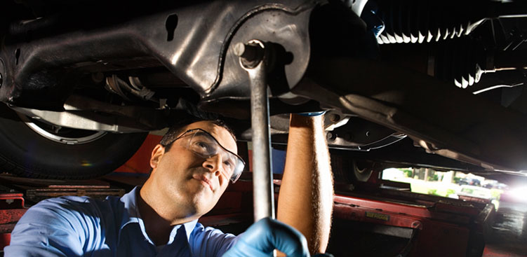 auto repair oil change