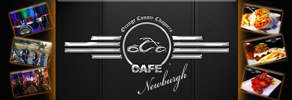 Orange County Choppers Café Restaurant & Bar in Newburgh