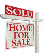 Picture of sold and sale sign for Real Living Real Estate in Clinton Twp, MI