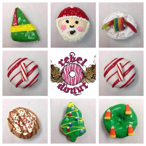 rebel donut albuquerque custom orders