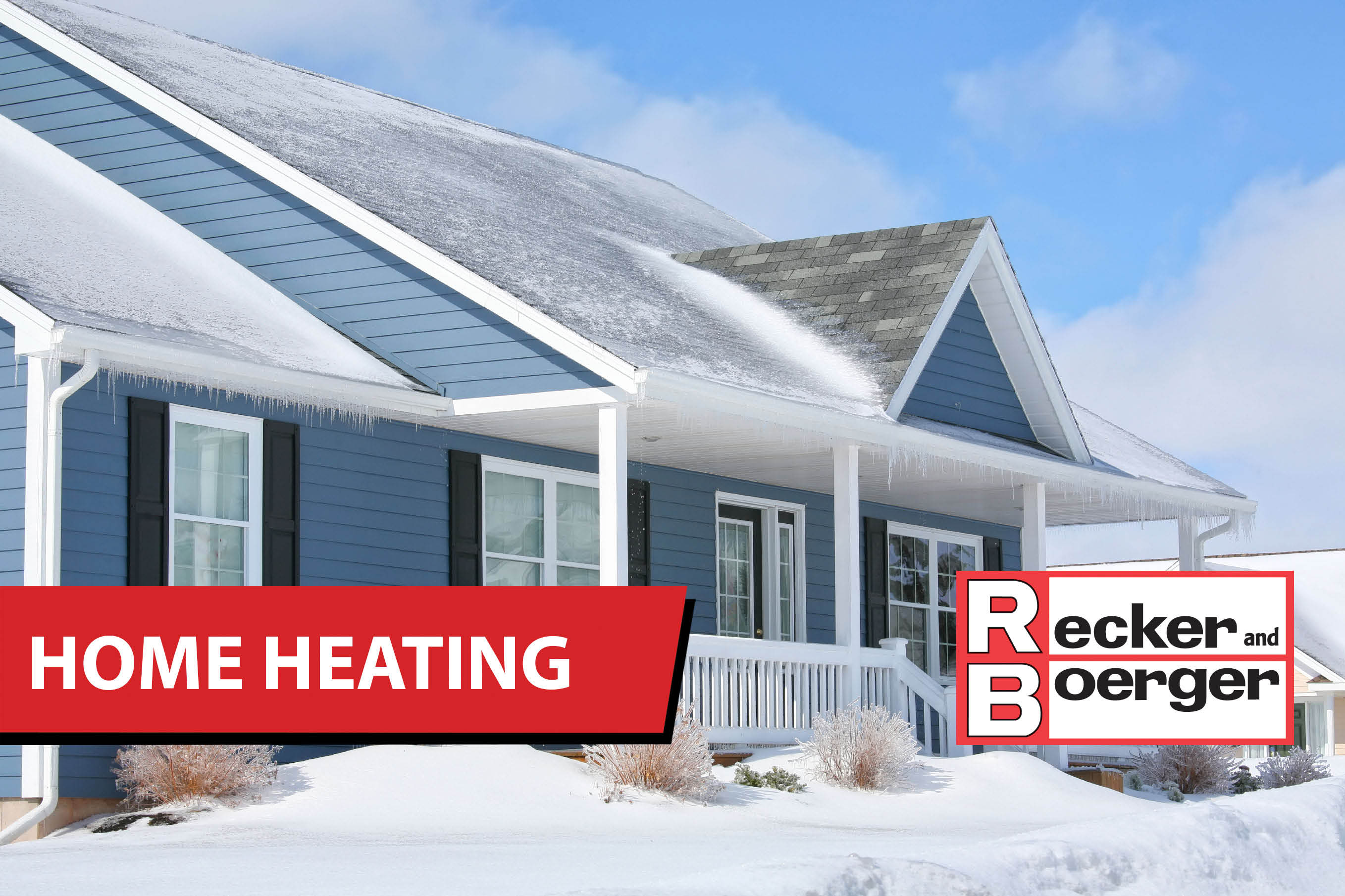 heating your home with recker and boerger heaters