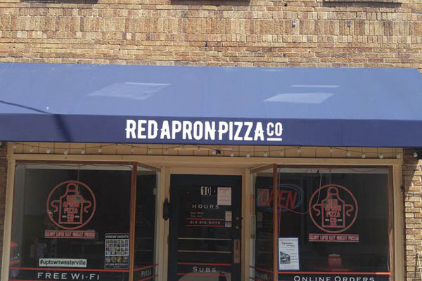 Red Apron Pizza Up Town Westerville