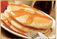 Red Bank Diner Pancakes
