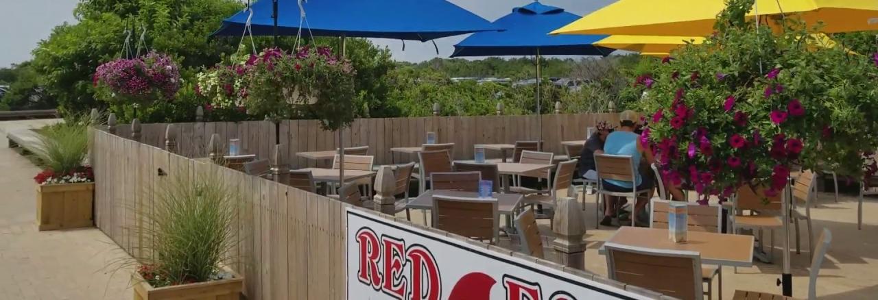 Red Fox Beach Bar & Grill  banner