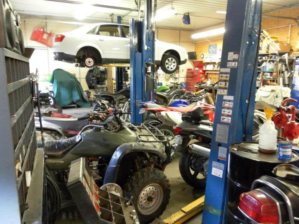 Motorcycle Stores Near Me >> Redline Motorworks & Repair Inc. in Pottstown, PA - Local Coupons November 05, 2018