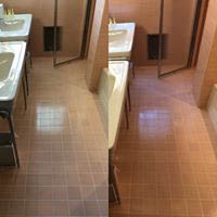 See the difference in your flooring with Reign Restoration services close to Palm Springs, CA
