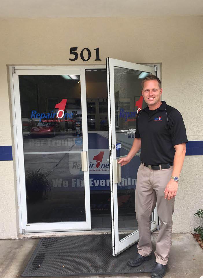 Welcome to RepairOne Auto in Port Orange, FL