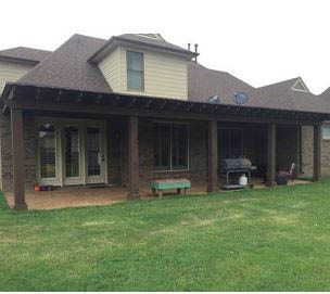 Installation of replacement windows and doors in Memphis