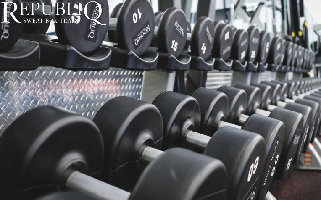 Free weights of all sizes