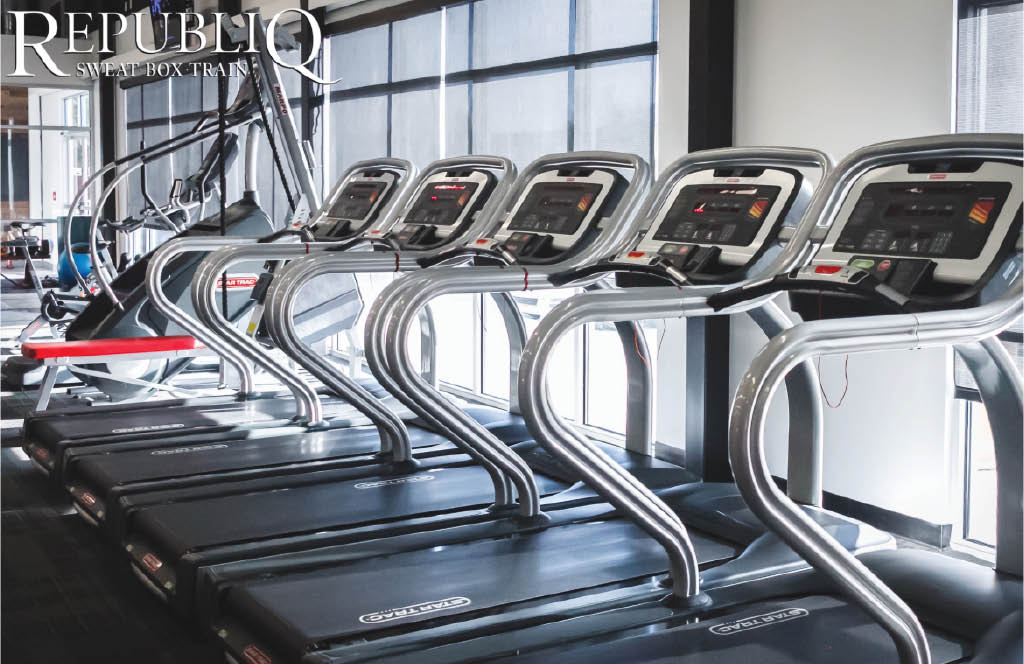 Treadmills for total body fitness & cardio