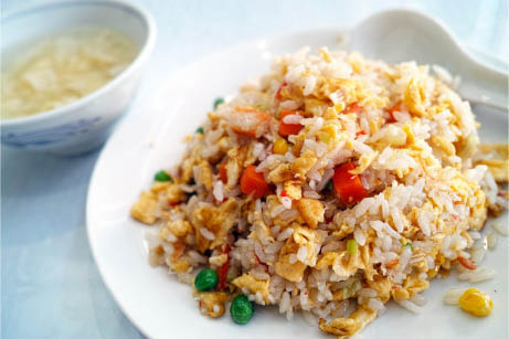fried rice chinese
