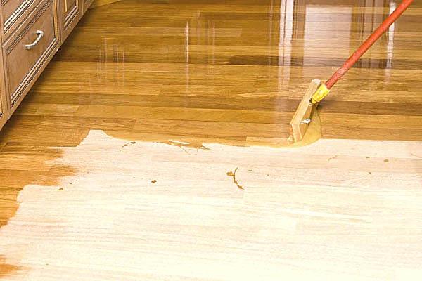 Hardwood Floor Restoration by Burrini's Floor Installation & Restoration in Morris County, NJ