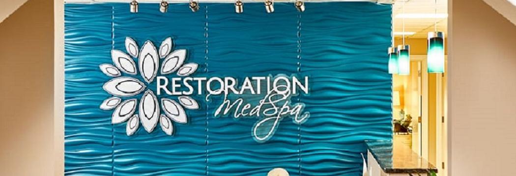 Restoration MedSpa banner Winston Salem, NC