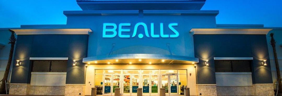Bealls Florida banner ad