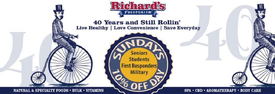 Richard's Foodporium banner Port Charlotte & North Port, FL
