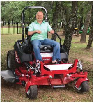 lawn services in Fort Worth, TX