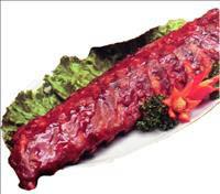 Delicious center cut ribs