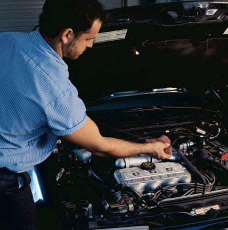 ASE Certified mechanic in Redman