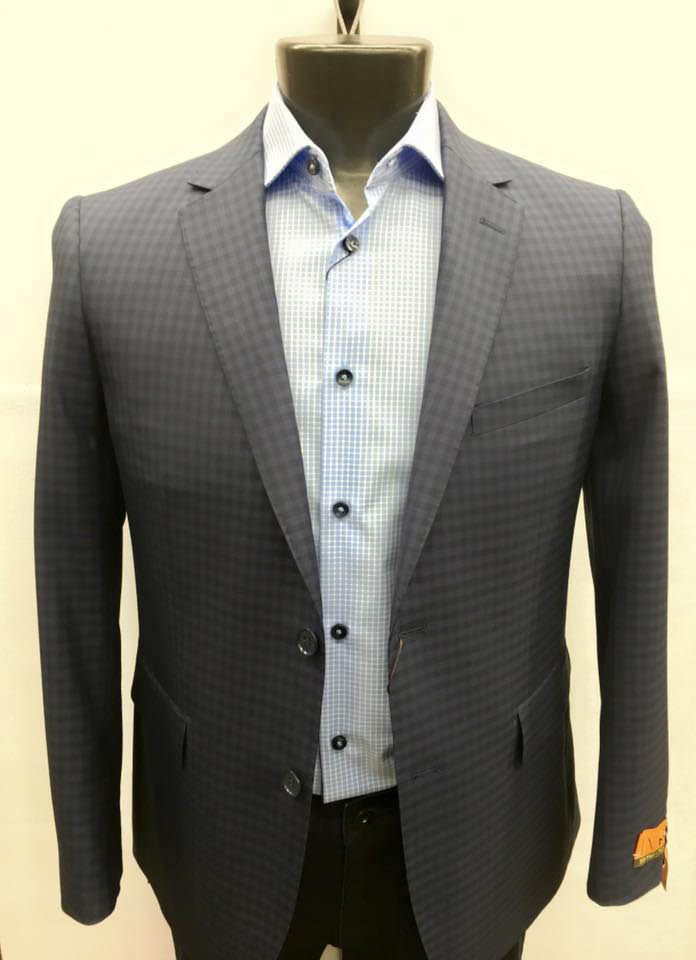 Perfect-fit sport jackets for men