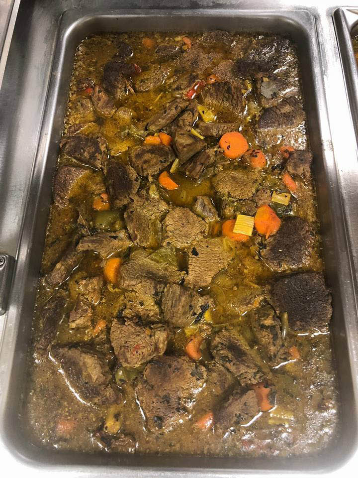 Flavor rich meats and veggies Dominican recipe foods close to Wildwood, SC