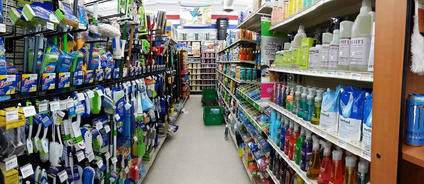 Rio Rancho True Value cleaning supplies