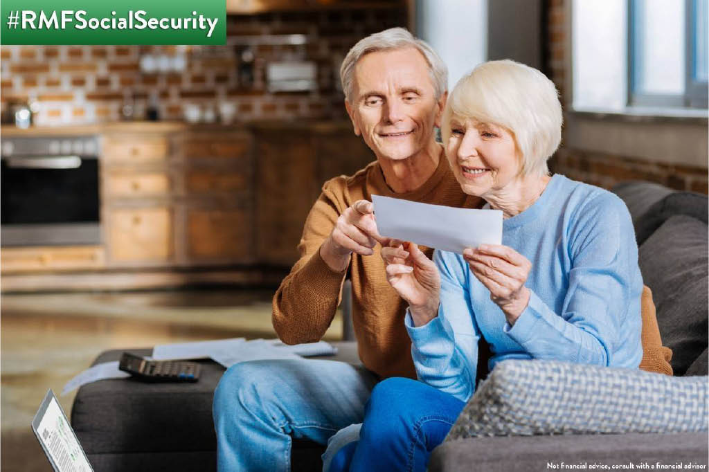Manage your social security benefits