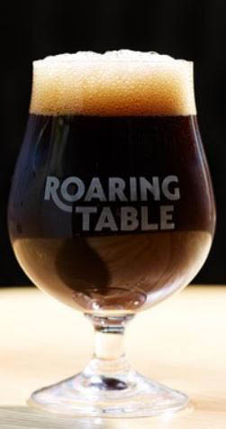 Try a dark ale at Roaring Table Taproom