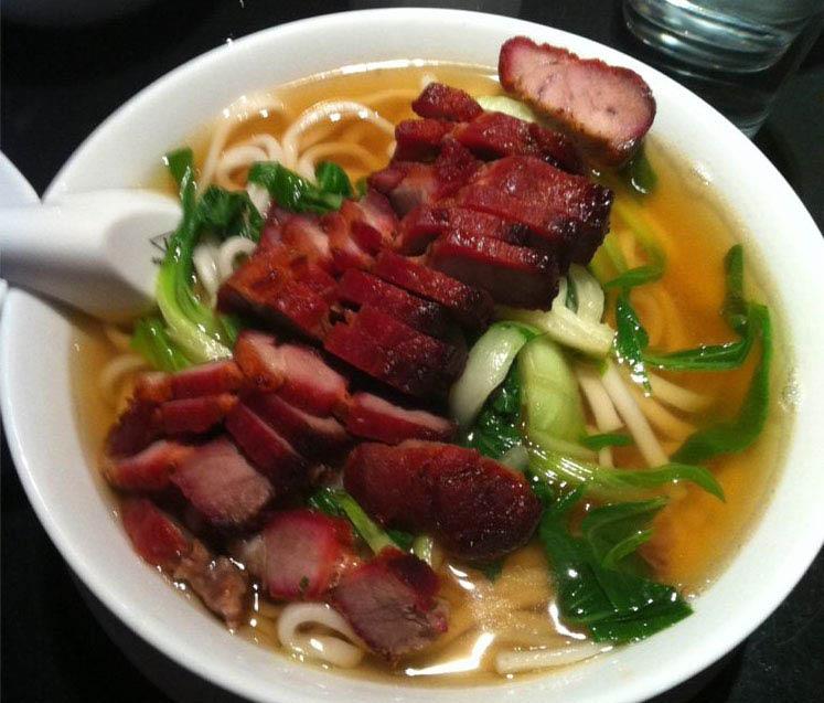 roast pork noodle soup han noodle savings coupon