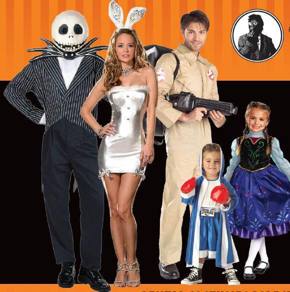 Adult Halloween costume near Hawthorne