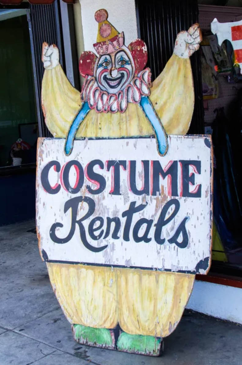 Couples costumes near Manhattan Beach
